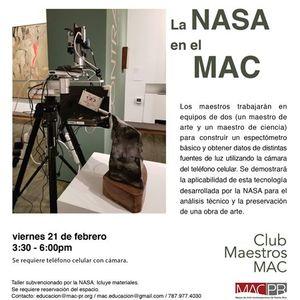 La NASA en el MAC