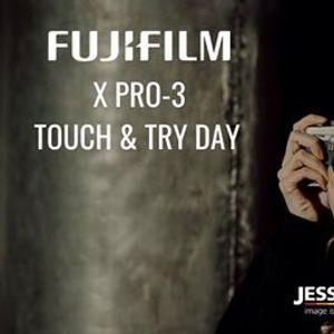 Jessops Brighton  Fujifilm X Pro-3 Touch & Try Day