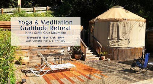 Yoga & Meditation Gratitude Retreat