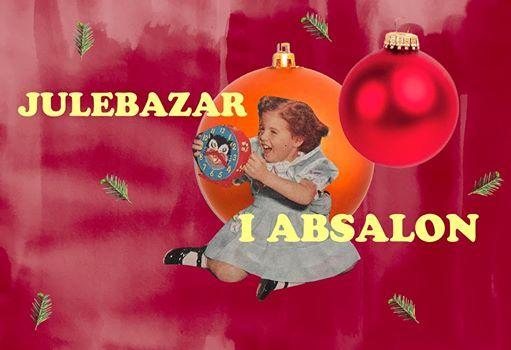 Julebazar i Absalon