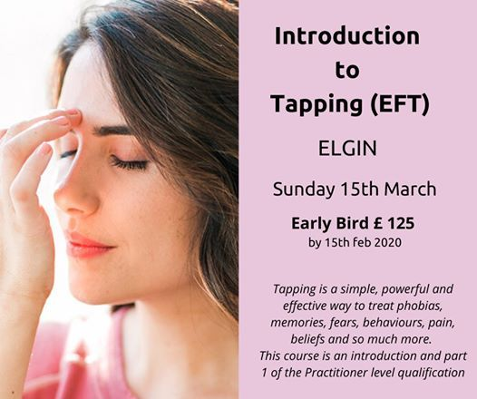 Introduction to Tapping (EFT)