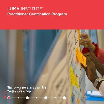 Design thinking for everyone Practitioner Certification Program