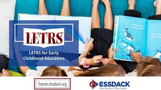 LETRS for Early Childhood Educators