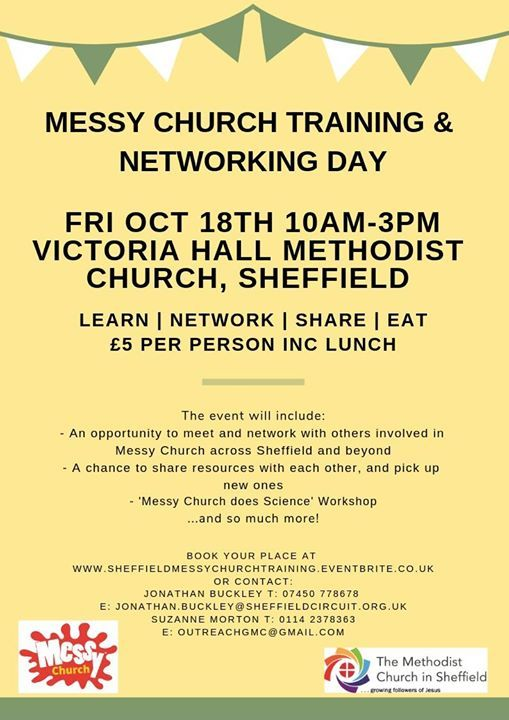 Messy Church Training & Networking Day