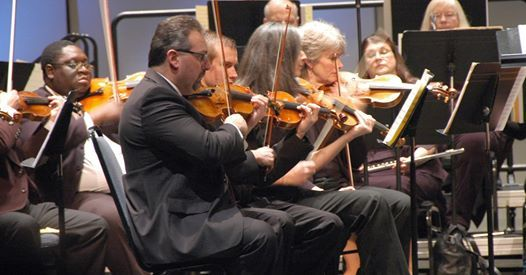 The Majesty of Baroque - Macomb Symphony Orchestra