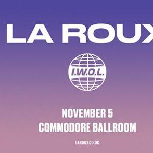 La Roux Live in Vancouver BC