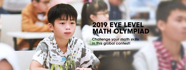 Eye Level Math Olympiad