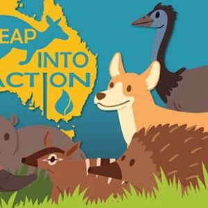 Leap Into Action for Australia