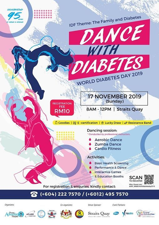 Dance With Diabetes