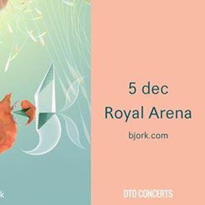 Bjrk Cornucopia Tour (IS) - Royal Arena