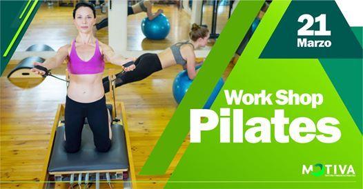 Work Shop Pilates 2020