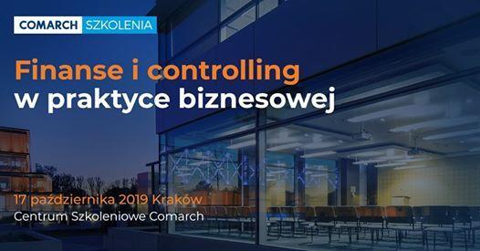 V Konferencja Finanse i Controlling w praktyce biznesowej