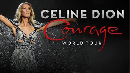 Celine Dion Courage World
