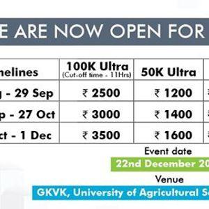 Ultra Marathon Bengaluru