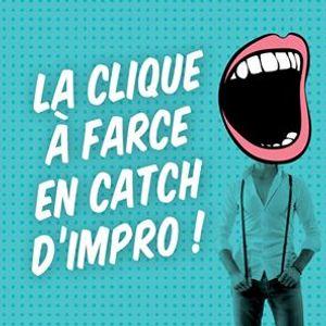La Clique  Farce en Catch dImpro - Spcial annes 80