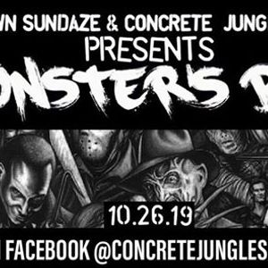 MONSTERS BALL-CONCRETE JUNGLE SESSIONS OAKLAND