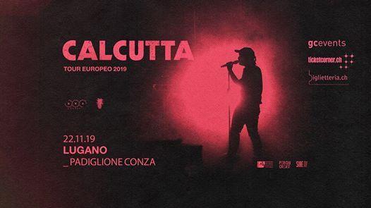 Calcutta - Lugano - 22.11.2019