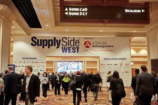 SupplySide West & Food ingredients North America 2019