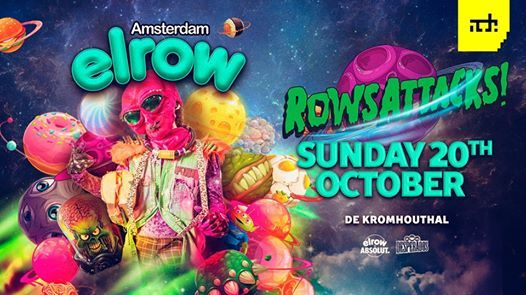 elrow goes to ADE 2019