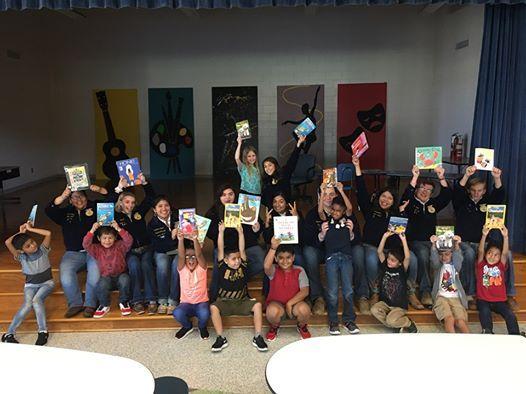 Harlingen FFA Reading Mentorship Program