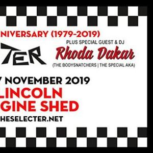 The Selecter 40th Anniversary Tour  Lincoln