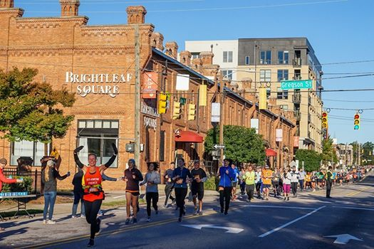 2019 Bull City Race Fest and Food Truck Rodeo