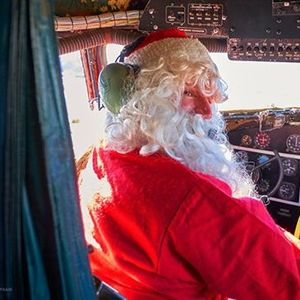 Santa Fly In & Winter Fun Land