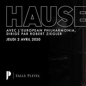 HAUSER Live in Concert - Salle Pleyel