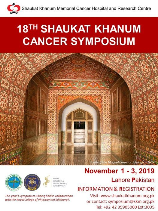 18th Shaukat Khanum Cancer Symposium