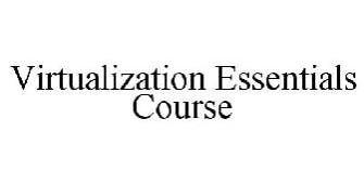 Virtualization Essentials 2 Days Training in Berlin