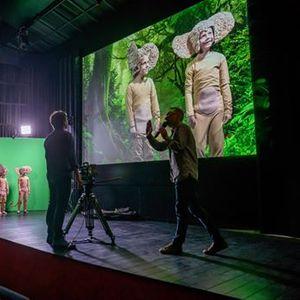 Bajka w Centrum  Poranek filmowy dla dzieci