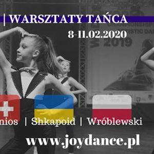 Winter JOY 2020  Warsztaty taca