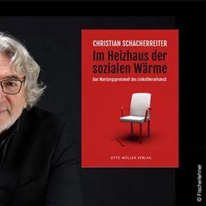 Christian Schacherreiter im LiteraturSalon - Posthof Linz