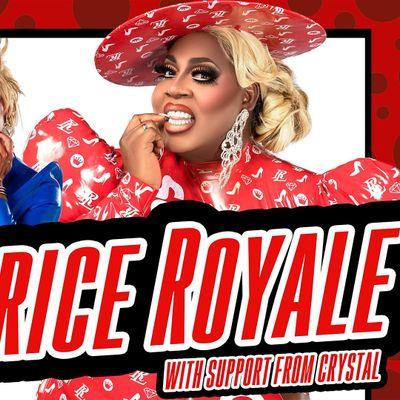 KLUB KIDS presents LATRICE ROYALE  Crystal (Drag Race UK)