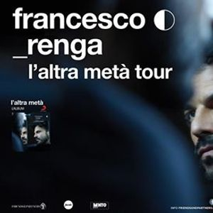 Francesco Renga - Lugano - 1.12.2019