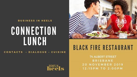 Brisbane CBD - November 2019 Connection Lunch