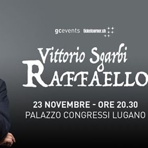 Vittorio Sgarbi - Lugano - 23.11.2019