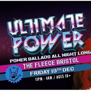 Ultimate Power at The Fleece Bristol 131219
