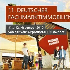 Deutscher Fachmarktimmobilien-Kongress 2019