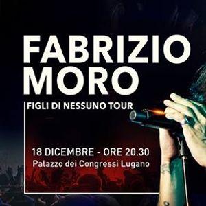 Fabrizio Moro - Lugano - 18.12.2019