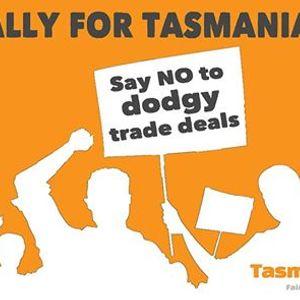 No dodgy trade deals rally - Devonport