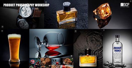 Product Photography Workshop January 2020