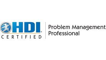 Problem Management Professional 2 Days Training in Hamburg