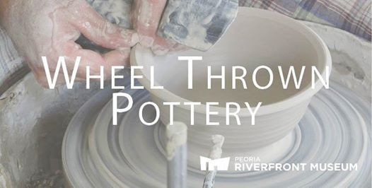 Wheel Thrown Pottery  SOLD OUT