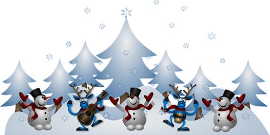 Christmas Sing-along at Leyland