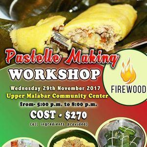 Pastelle Making Workshop Ste Madeleine