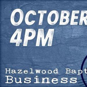 HBC Business Meeting