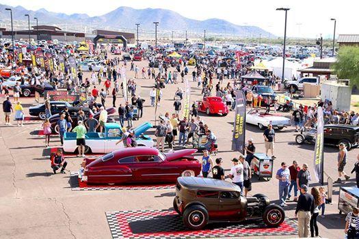 Goodguys 22nd Speedway Motors Southwest Nationals