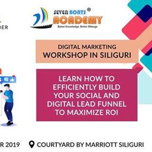 Digital Marketing Workshop in Siliguri