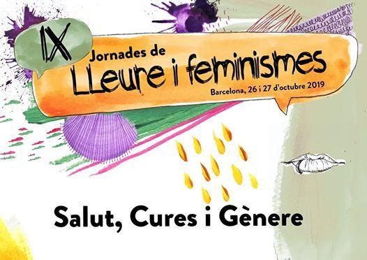 IX Jornades de Lleure i Feminismes